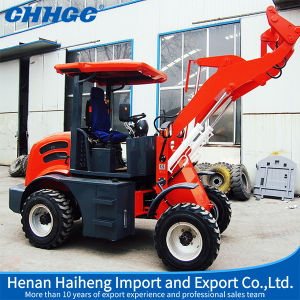 Automatic Mechanical Wheel Loader Hr918m pictures & photos