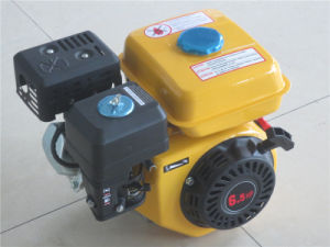 Small Gasoline Engine 196cc 6.5HP HH168F-II