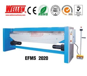 Electric Folding Machine with CE Approved (EFMS2020 EFMS2520 EFMS3020) pictures & photos