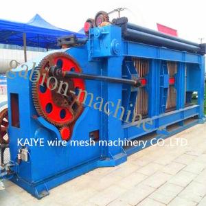 China Gabion Box Making Machine/Gabion Mesh Machine pictures & photos