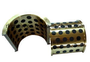 Wrapped Bronze Bearing with Oil Grooves pictures & photos