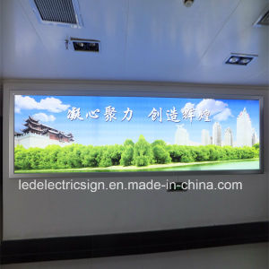 Wall Mounted Snap Frame Backlit LED Light Box pictures & photos