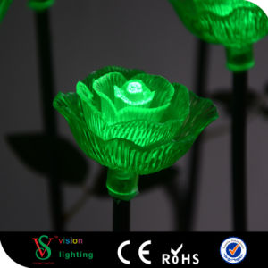 Factory Wholesale LED Rose Light pictures & photos