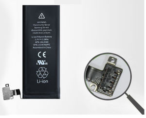 Relacement Original Internal Battery for iPhone 4G pictures & photos