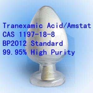 Bp Tranexamic Acid High Purity Amstat CAS 1197-18-8 Raw Pharma API pictures & photos