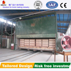 Full Automatic Clay Brick Making Machine for Tunnel Kiln pictures & photos