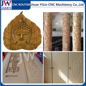 Multi Head Double Head Two Heads CNC Router for Wood Engraving pictures & photos