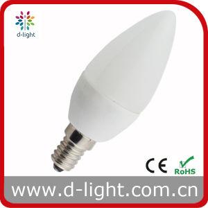 C35 Cheap Price 2.6W E14 Plastic Candle LED Bulb