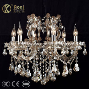 Crystal Chandelier Lamp (AQ50039-6) pictures & photos