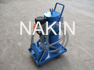 Jl-40 Portable Used Turbine Oil Filtration Machine pictures & photos