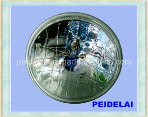 7 Inch Round Headlamp Car Semi Sealed Beam pictures & photos
