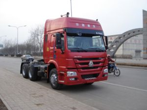 Sinotruk HOWO 6X4 Tractor Truck pictures & photos