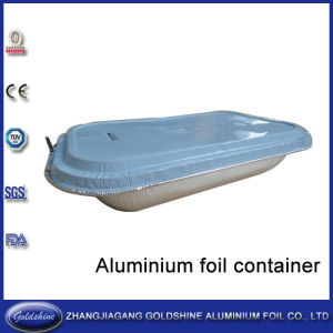Airline Coated Aluminum Container (F35075-W) pictures & photos