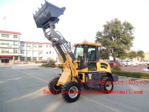 Zl15f Wheel Loader with Ce Germany Front Loader 4 Wheel Drived pictures & photos