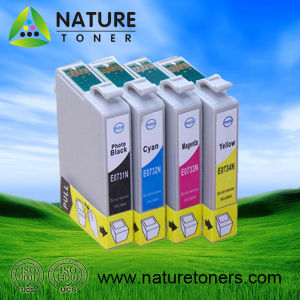 7pin Ink Cartridge for Epson T1251/1261/1271/1281/1291/1301/1331/1351 pictures & photos