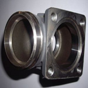 Investment Casting Pipe Transmission Valves Body pictures & photos