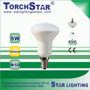 Ce RoHS Certificated 7W SMD E27 R50 LED Spotlight