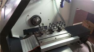 Economic CNC Lathe Machine (CJ0626/JD26) pictures & photos