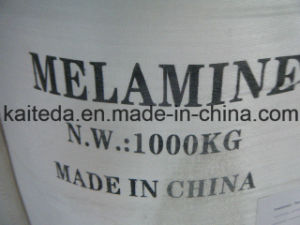 High Quality of Melamine 99.8% Min for Formaldehyde Resin pictures & photos