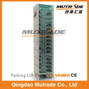 Hot Sale Vertical Automatic Tower Car Parking System pictures & photos