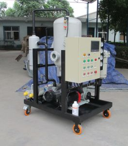 Removing Water Vacuum Oil Recycling Machine pictures & photos