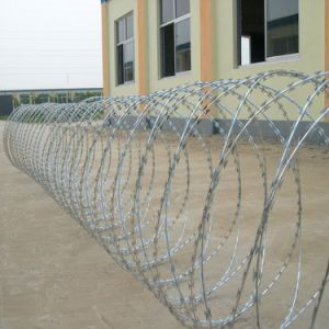 450mm Diameter Razor Barbed Wire Price pictures & photos