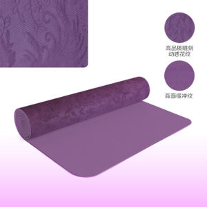 EVA Yoga Mats, TPE Yoga Mats, Anti-Slip PVC Yoga Mats pictures & photos