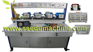 Electrical Power Engineering Trainer Educational Equipment Technical Teaching Equipment