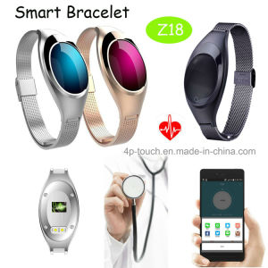 2017 Newest Fashionable Smart Bracelet for Girl Friend Z18 pictures & photos