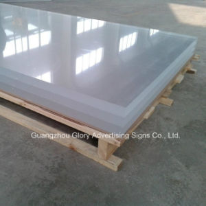 Plastic Translucent Fluorescent Cast Acrylic Sheet pictures & photos