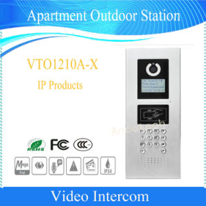 Dahua Apartment Outdoor Station Door Security (VTO1210A-X) pictures & photos