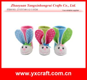 Easter Decoration (ZY15Y340-1-2-3) Easter Rabbit Head Boot pictures & photos