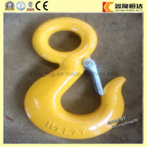 Clevis Slip Hook with Safety Latch by Chinese Manufacturer pictures & photos