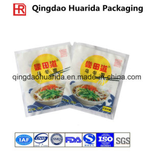 Food Grade Plastic Transaprent Food Bag Made of PE/Pet pictures & photos