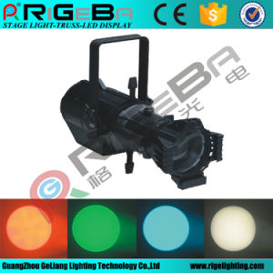 180W LED Prefocus RGBW Colorful Profile Stage Light pictures & photos
