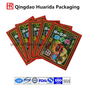 Back Sealed Food Packaging Bag with Colourful Printing pictures & photos