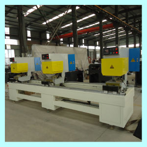 Three Heads UPVC Window Seamless Welding Machine