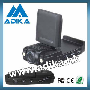 Night Vision Wide Angle Car Black Box with 2.0 TFT LCD Screen ADK-C138