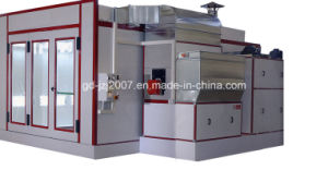 Non-Standard Model Good Price Electrical Paint Chamber Spray Booth pictures & photos