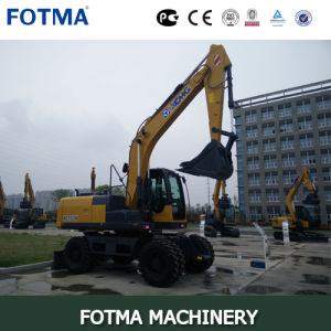XCMG Xe150W Wheel Excavator China pictures & photos