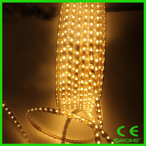 CE and RoHS 60 LEDs SMD3014 Stock Flexible LED Strip (G-SMD3014-60-12V-910) pictures & photos