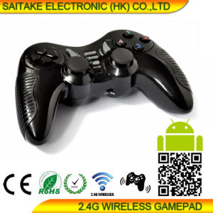 Li-Battery Wireless Gamepad pictures & photos