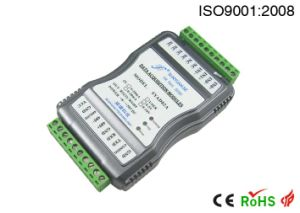 4 Channels DC Current Voltage Analog Signal to Digital RS232/RS485 a/D Converter Without LED Display pictures & photos