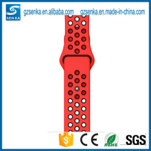 Sport Silicone Wrist Watch Strap for Apple Watch pictures & photos