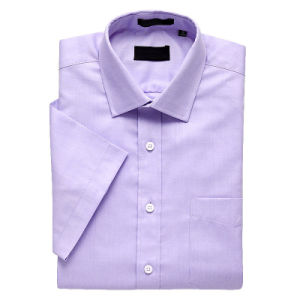 Bespoke Long-Sleeve Slim-Fit Point Shirt, Tailor Made Shirt pictures & photos