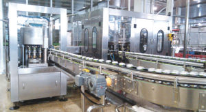 (Carbonated) Alcoholic Drinks Canning Line pictures & photos