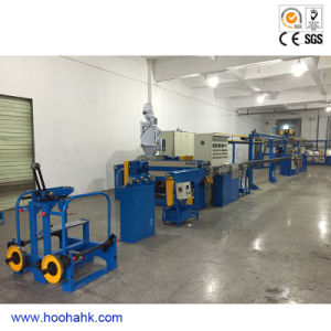 High Quality Video Cable Physical Foam Extruding Machine pictures & photos