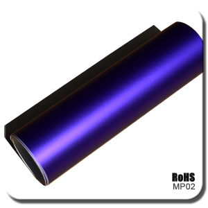 Tsautop Purple Matte Chrome Vinyl Foil for Car Wrapping pictures & photos