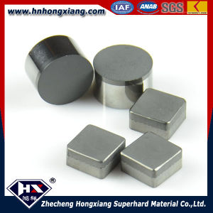 China Polycrystalline Diamond Composite for Cutting Insert pictures & photos