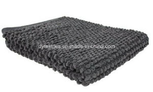 Home Fashions Popcorn Bath Rug, Dark Gray pictures & photos